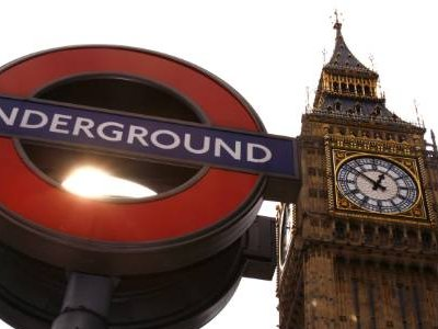 Big Ben, london underground tourist picture